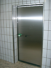 Kühlraumtüren